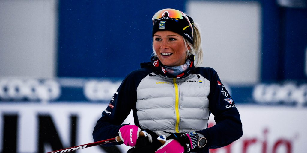 Frida Karlsson is one of the toughest challengers for the Norwegian skier in advance.
